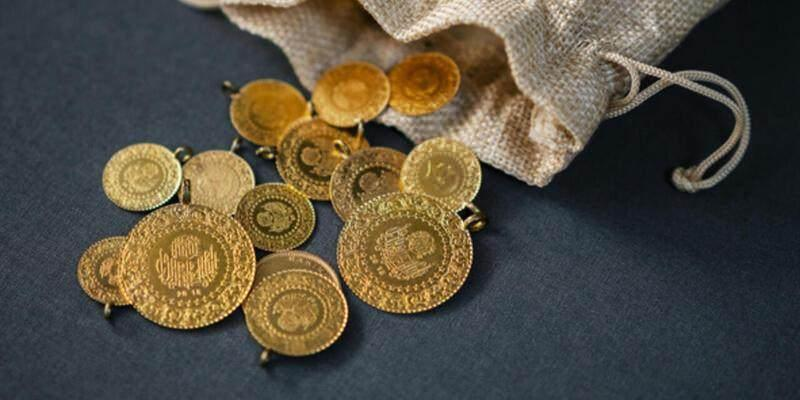 Güncel altın fiyatları: Gram 495 TL -  Çeyrek Altın: 821 TL - Altın Ons: 1,802