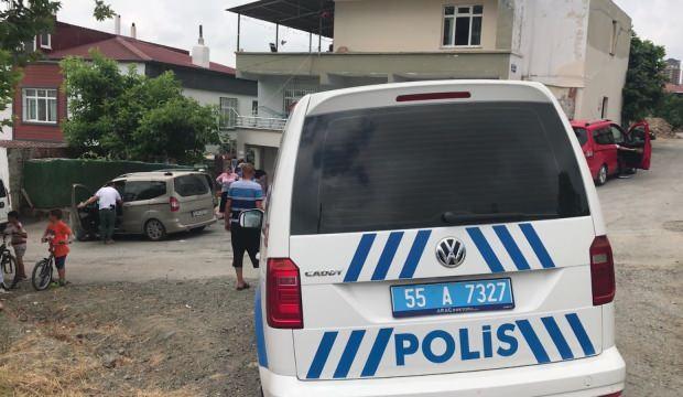 Samsun'da kurbanlık kesimi silahlı çatışmaya döndü