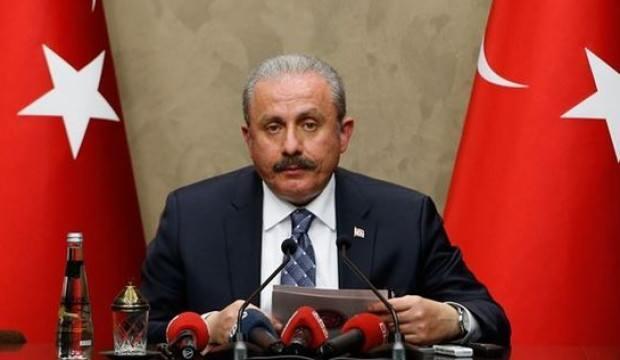 TBMM Başkanı Şentop, Tunus'un milli gününü tebrik etti