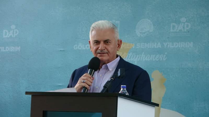 AK Parti Genel Başkanvekili Binali Yıldırım