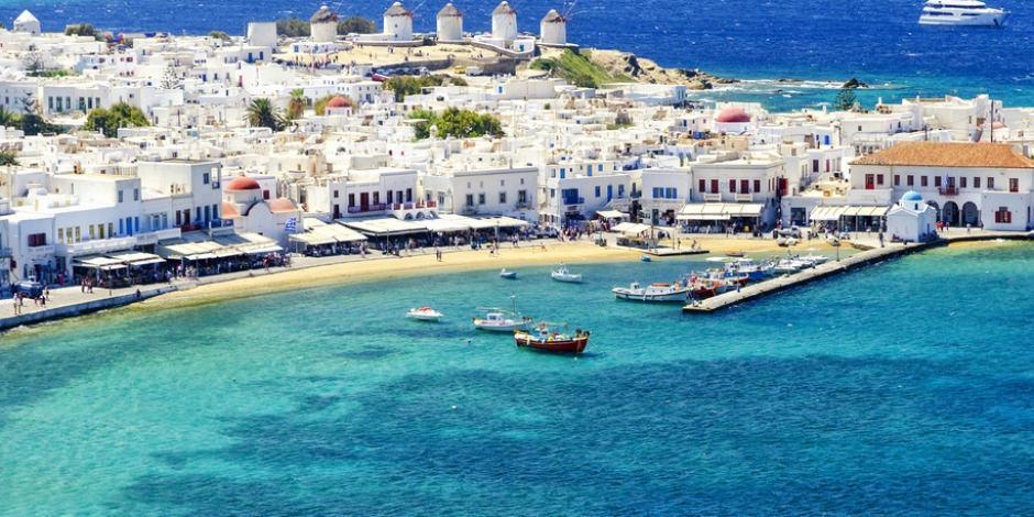 Yunan üzgün! Mikonos'ta rezervasyonlar bir bir iptal ediliyor