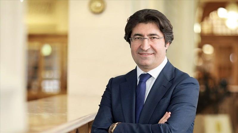 Ziraat Bankası genel müdürü Alpaslan Çakar