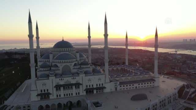 Büyük Çamlıca Camisi
