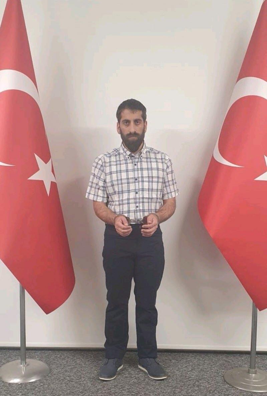 """PKK/KCK üyesi """"Piro Karker"""" kod adlı Cimşit Demir"""