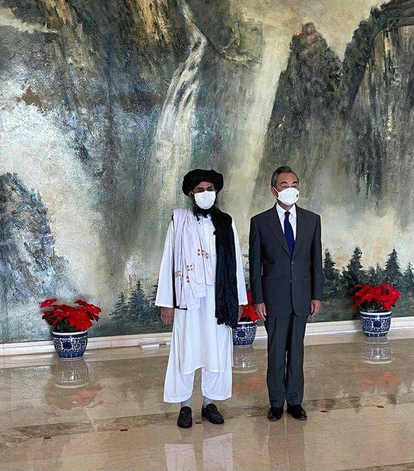 Taliban'dan Çin'de üst düzey görüşme!