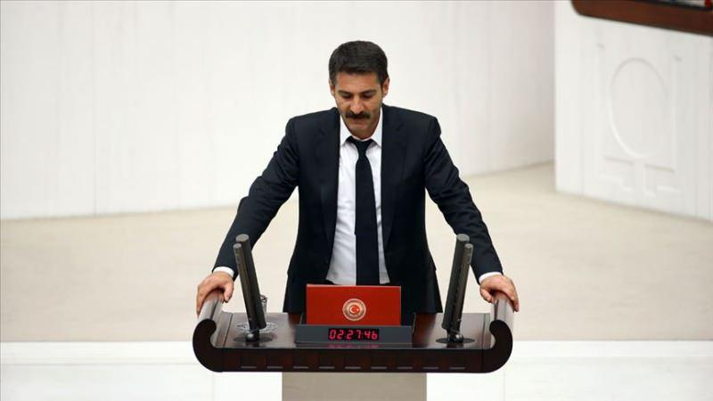 HDP Van Milletvekili Murat Sarısaç