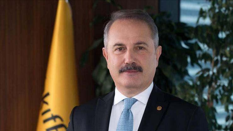 Vakıfbank Genel Müdürü Abdi Serdar Üstünsalih