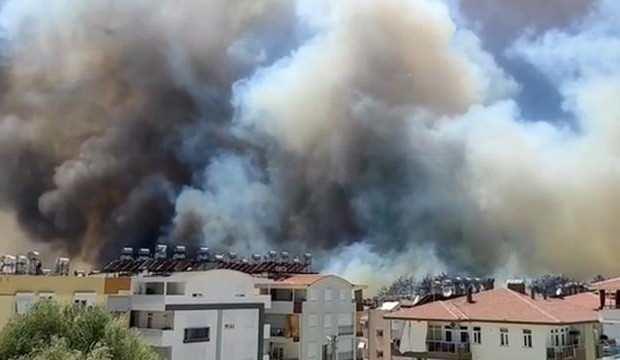 Manavgat'ta büyük yangın! Korkutan açıklamalar peş peşe geliyor: Tamamen  yanan köyler var - GÜNCEL Haberleri