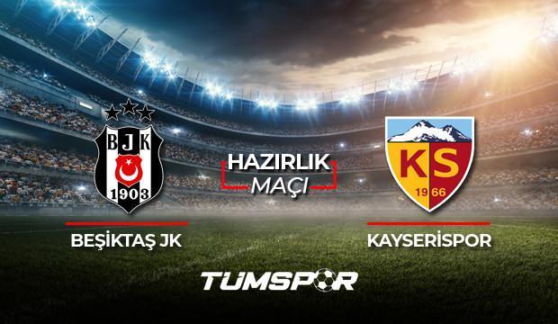 Beşiktaş Kayserispor Maçı Hangi Kanalda