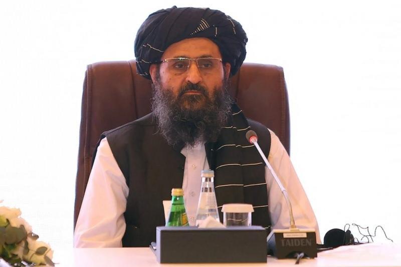 Baş müzakereci Molla Abdulgani Baradar
