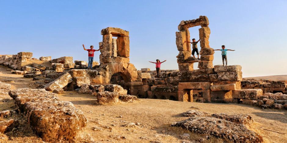 Şanlıurfa'nın keşfedilmeyi bekleyen antik kentleri