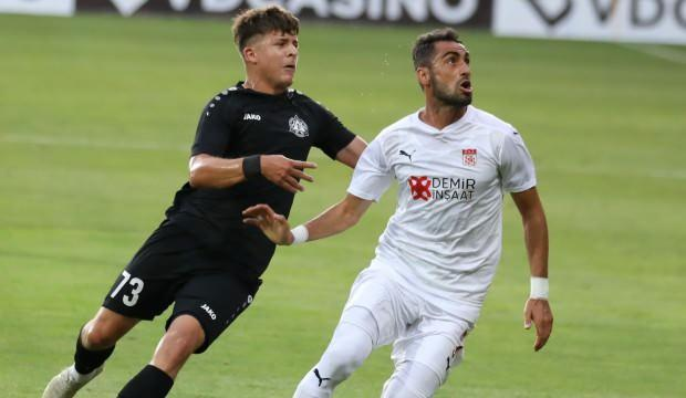 Sivasspor Avrupa kupalarında 16. maçına çıkacak