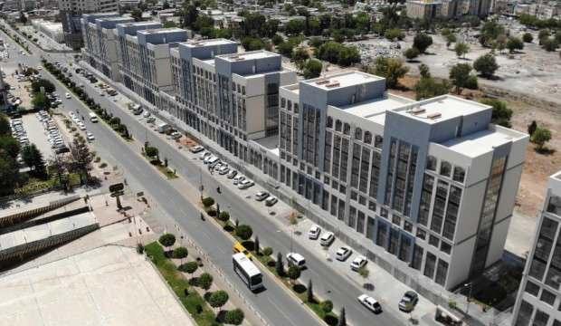 TOKİ, 54 rezidans daire ve 32 ofisi satışa sundu