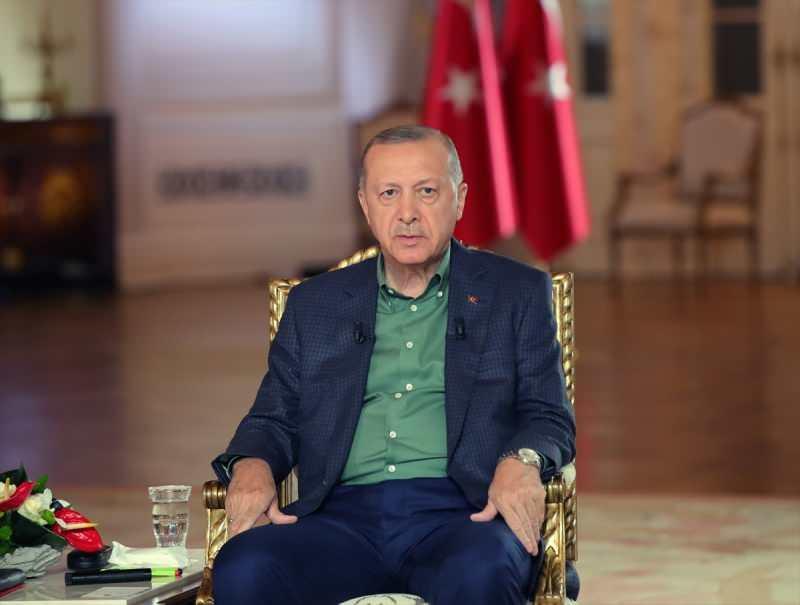 Başkan Erdoğan'dan son dakika faiz ve enflasyon açıklaması!