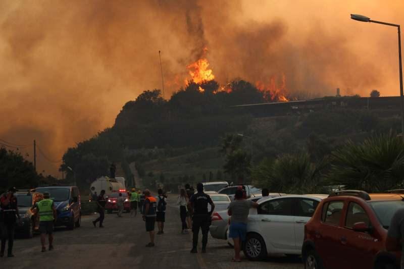 Son dakika: Orman yangınlarına ilişkin bomba açıklama!