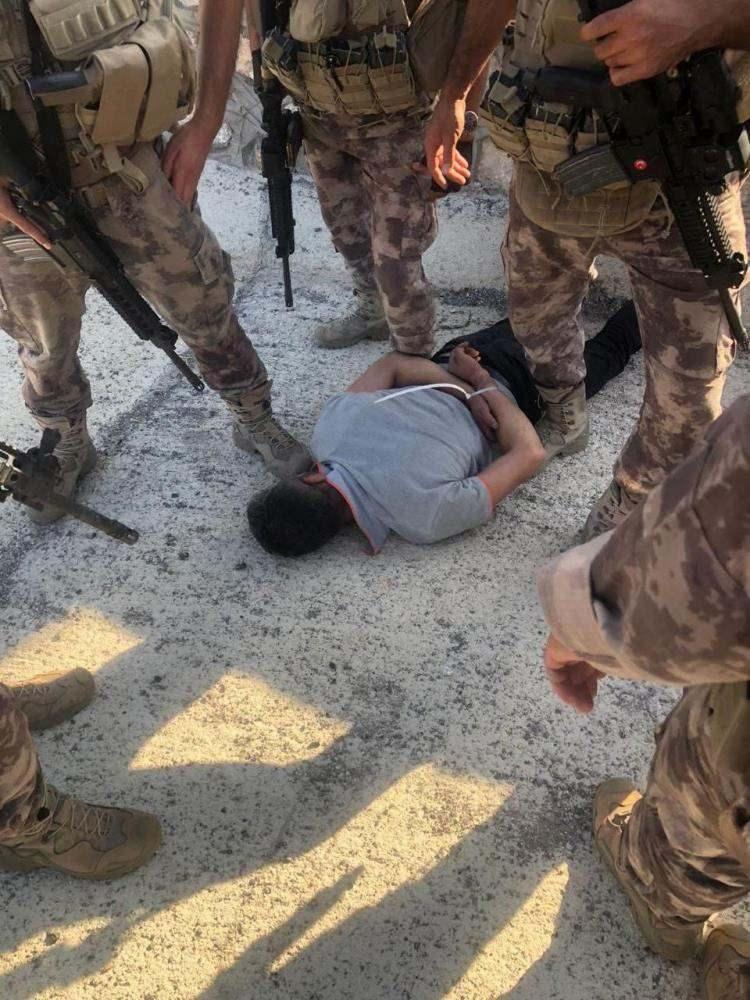 Mehmet Altun yakalandı.