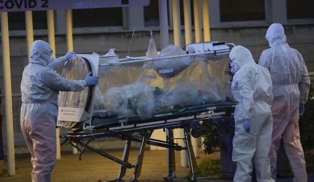 ABD'de koronavirüsten ölenlerin sayısı  647 bin 720'ye ulaştı