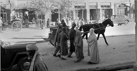 1950'lerde Kabil…