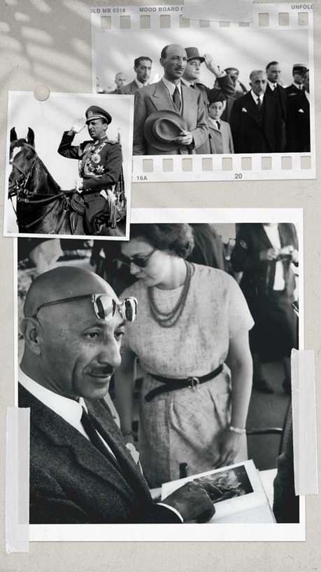 1959'daki resmi törenden kareler