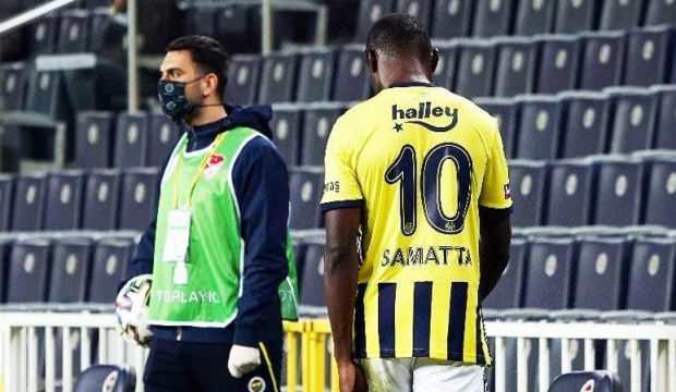 Fenerbahçe'nin UEFA kadrosunda Samatta yok!