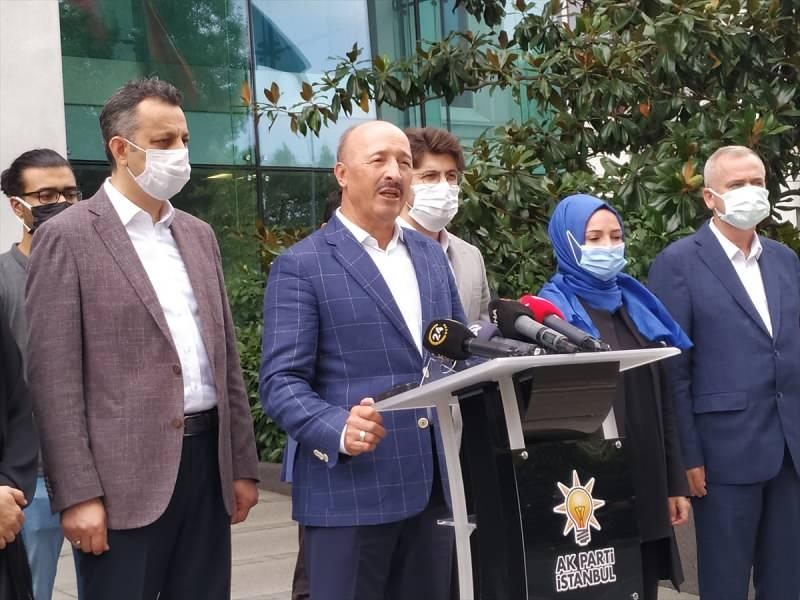 AK Parti İstanbul İl Başkan Yardımcısı Cahit Altunay