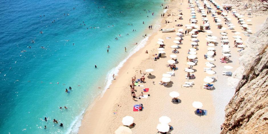"""""""Turizmin başkenti"""" Antalya'da otellerin doluluk oranı şaşırttı"""