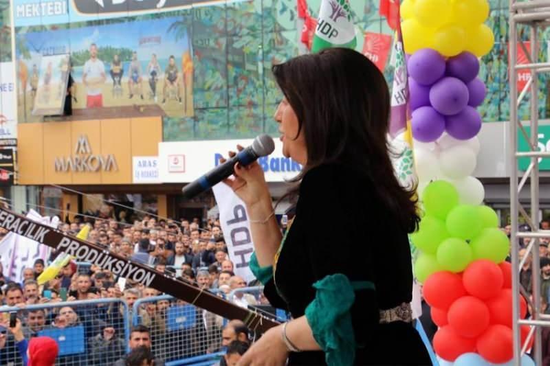 Son dakika: HDP'li Pervin Buldan'dan muhalefete çağrı!