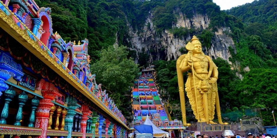 Dünyanın en görkemli tapınakları
