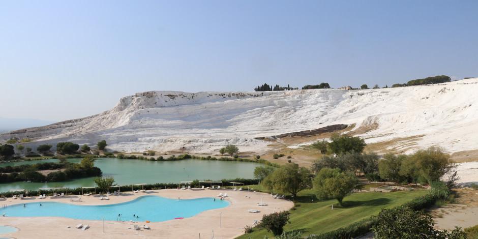 Türkiye'nin beyaz cennetine ziyaretçi akını