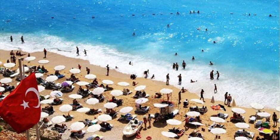 Türkiye'nin turizmde hedefi 20 milyar dolar