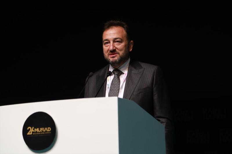 MÜSİAD yeni genel başkanı Mahmut Asmalı