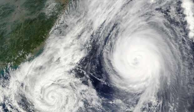 "ABD'de İda Kasırgası bitti ""Nicholas"" kabusu başladı"