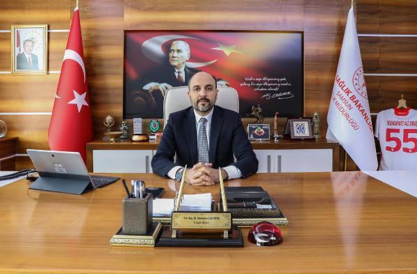 Samsun İl Sağlık Müdürü Dr. Muhammet Ali Oruç