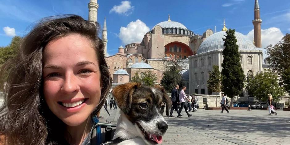 Çekya'dan İstanbul'a kadar yürüdü: 2 bin 25 km'lik yolculuk