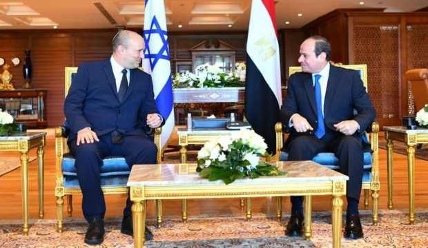 Bennet'ten ilginç yorum: Mısır'la derin bağların temellerini attık