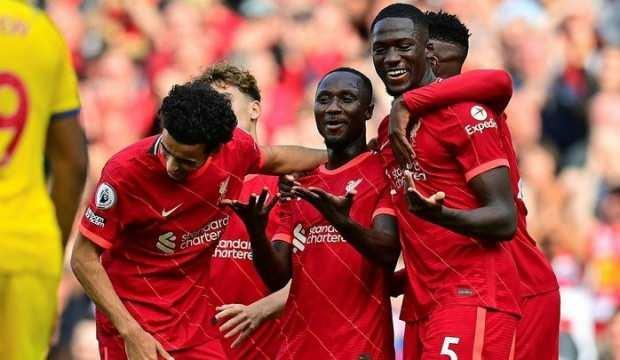 Liverpool, Crystal Palace'yi 3-0 yendi