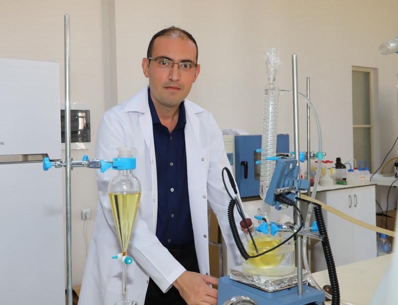 Öğretim Üyesi Dr. İbrahim Korkut