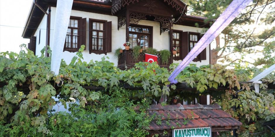 """Safranbolu'nun """"en iyi korunan evi"""" belli oldu"""