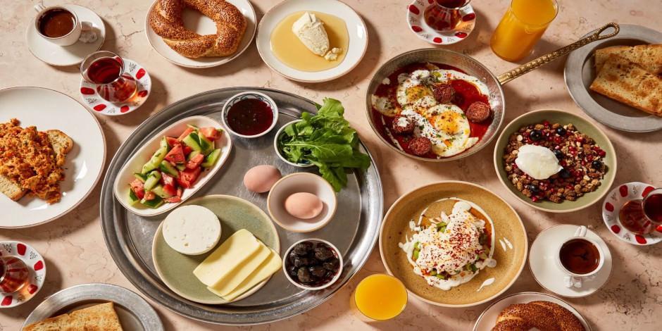 Beypazarı'nın meşhur kahvaltı sofrası
