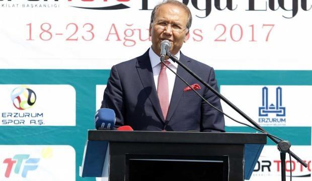 Cengiz Durmuş yeniden aday oldu