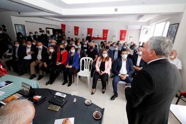 Son dakika... CHP'li Başkan'dan küstah tehdit: Ellerini kollarını kırarız!