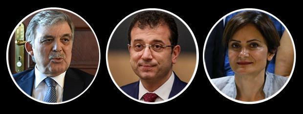 Son dakika: Gündeme bomba gibi düşen iddia! Abdullah Gül, Ekrem İmamoğlu ve Canan Kaftancıoğlu