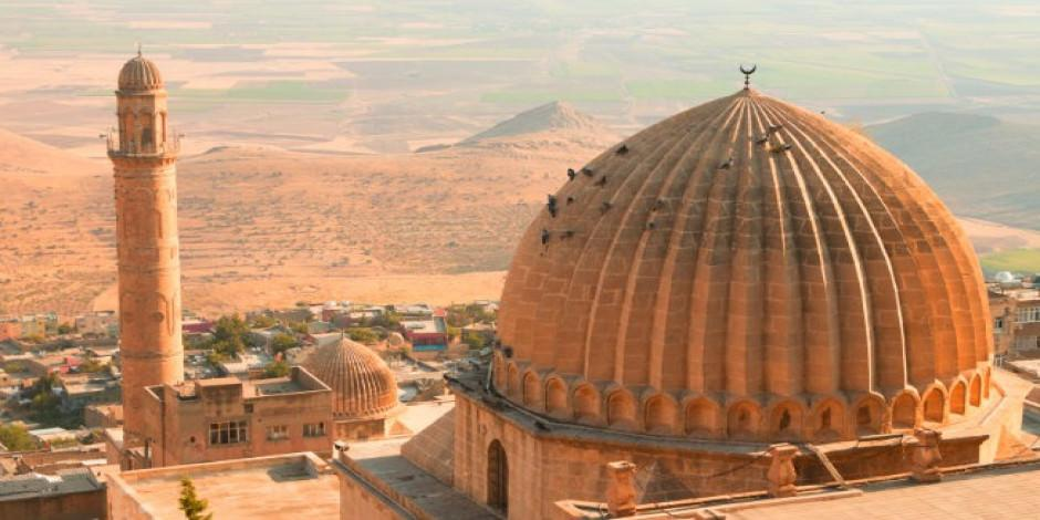845 yıllık Mardin Ulu Cami