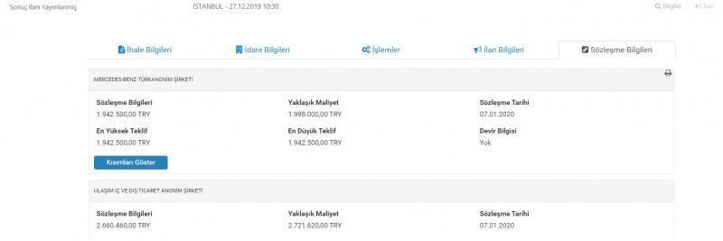 İETT bakım-onarım ihaleleri  CHP İstanbul Milletvekili Özgür Karabat'ın mali müşavirliğini yaptığı firmaya verildi.