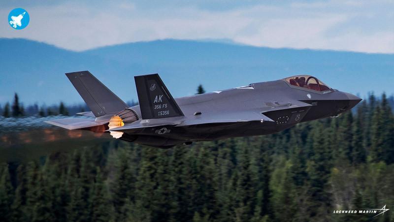 F-35 SAVAŞ UÇAĞI