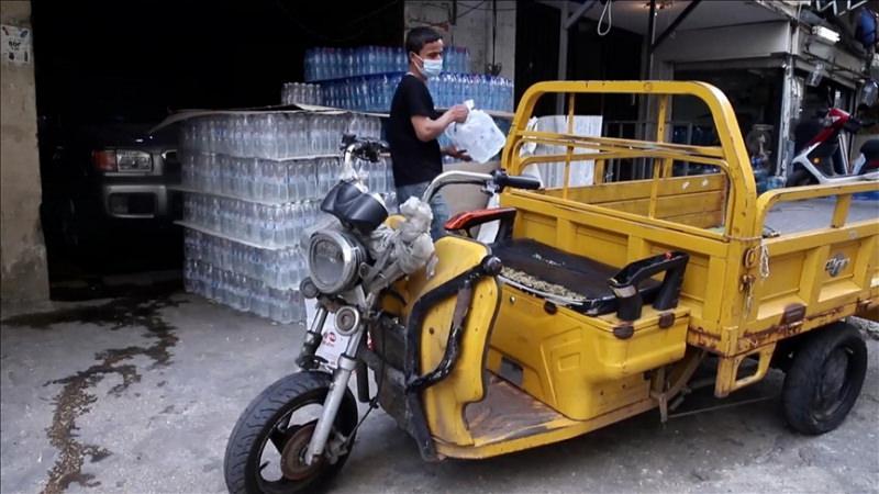 Tuktuk, bugünlerde Lübnanlıların favori ulaşım aracı