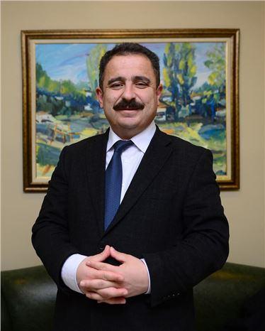 Anadolu Yayıncılar Derneği Başkanı Sinan Burhan.