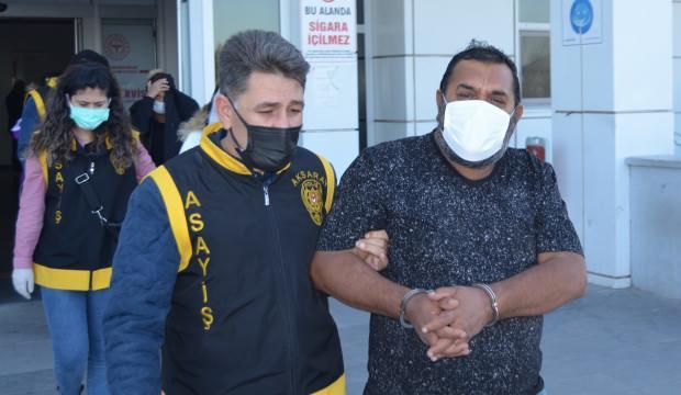 """Aksaray'da suçüstü yakalanan pişkin hırsızdan gazetecilere """"iyi çek"""" çıkışı"""
