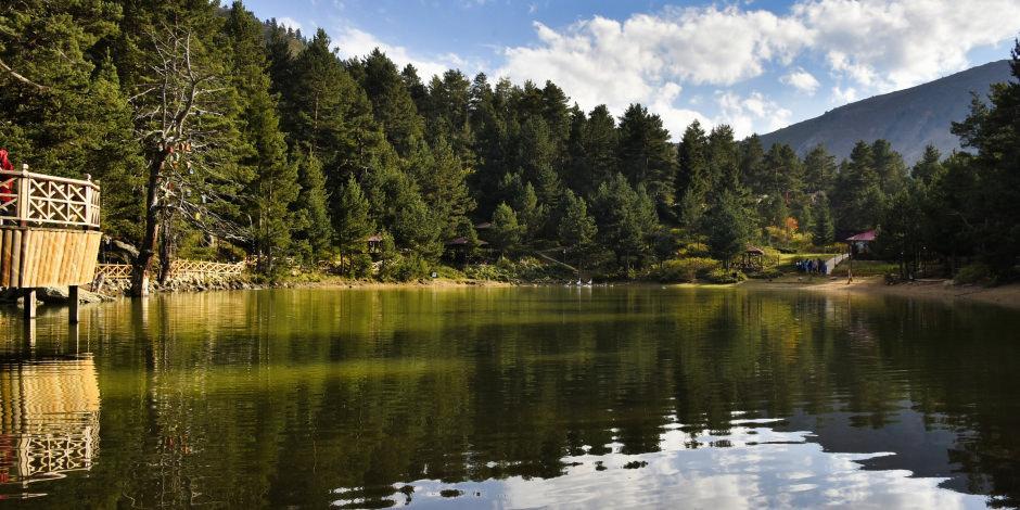 Gümüşhane nazar boncuğu: Limni Gölü