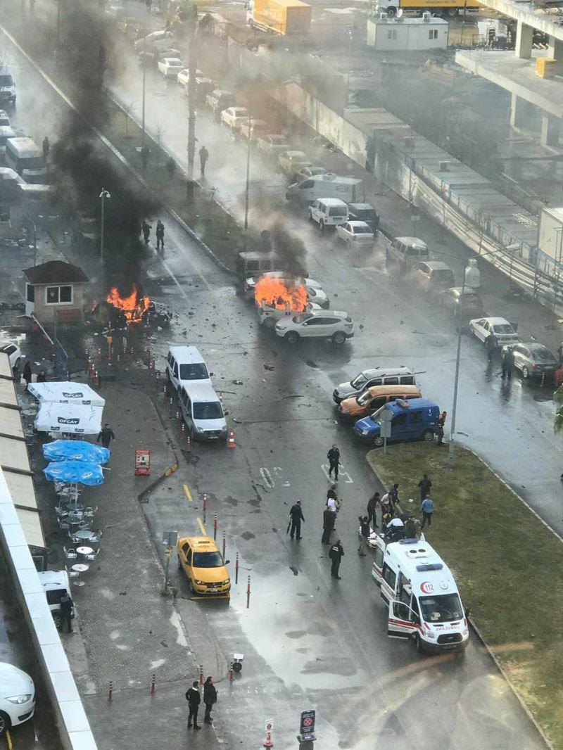 İzmir Adliyesi'nde 2017'de polis memuru Fethi Sekin'in şehit edildiği saldırı